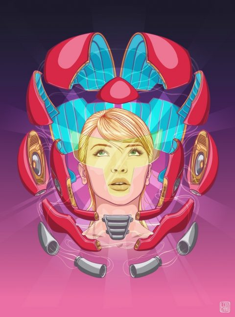 Samus Disection