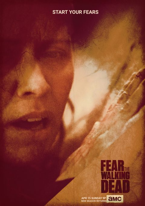 Fear The Walking Dead Madison #FTWD-ROW