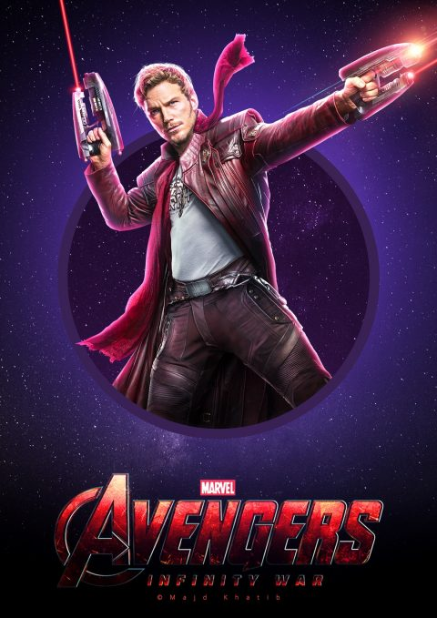 "Avengers ""Infinity War"" – Star-Lord"