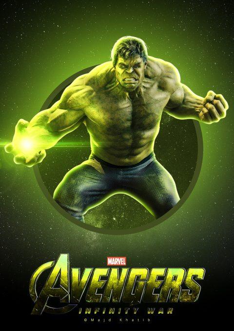 "Avengers ""Infinity War"" – Hulk"