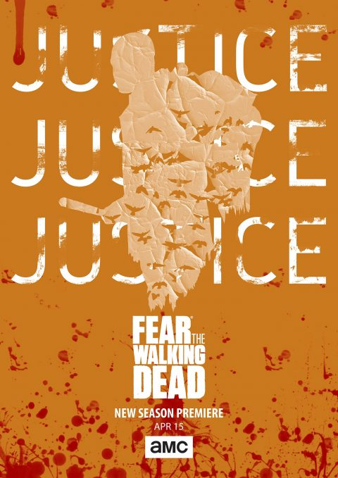 Fear The Walking Dead poster 3
