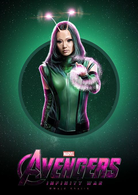 "Avengers ""Infinity War"" – Mantis"