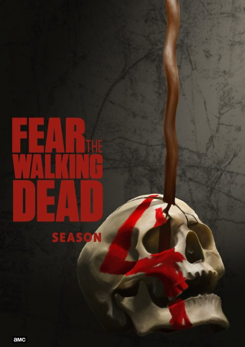 Season 4. A present for you. Fear the walking dead.