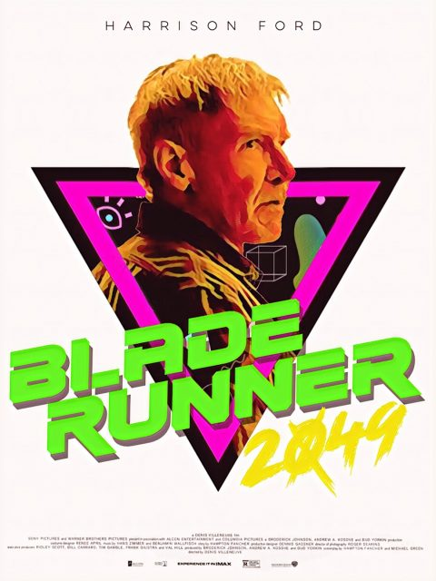 Blade Runner 2049 (Harrison Ford)