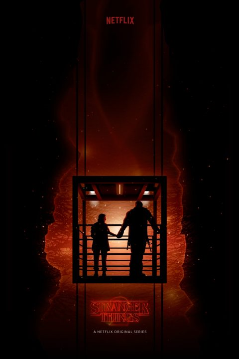« Chapter 9 : The Gate » – Stranger Things 2