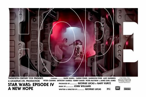 Star Wars Episode IV A New Hope – Leia Variant