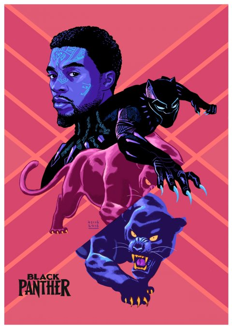 Black Panther – T'Challa