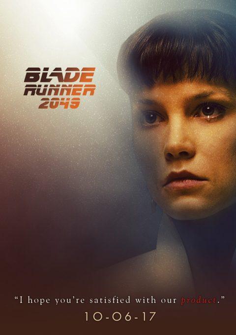 Blade Runner – Character Poster