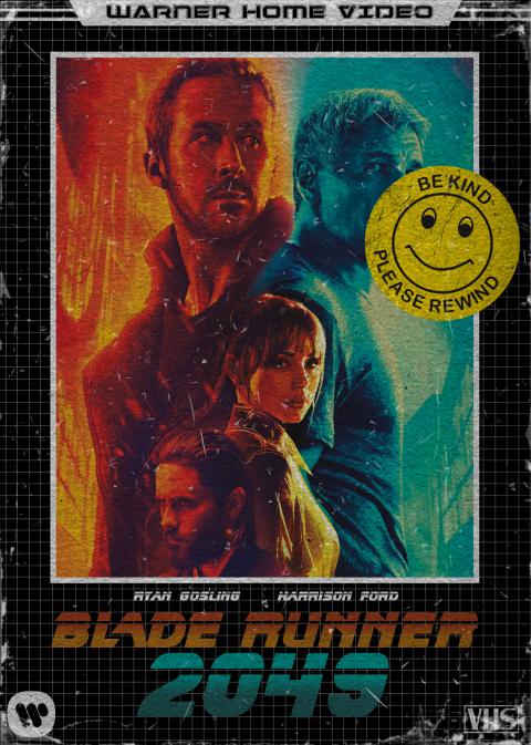 Blade Runner 2049 (VHS)