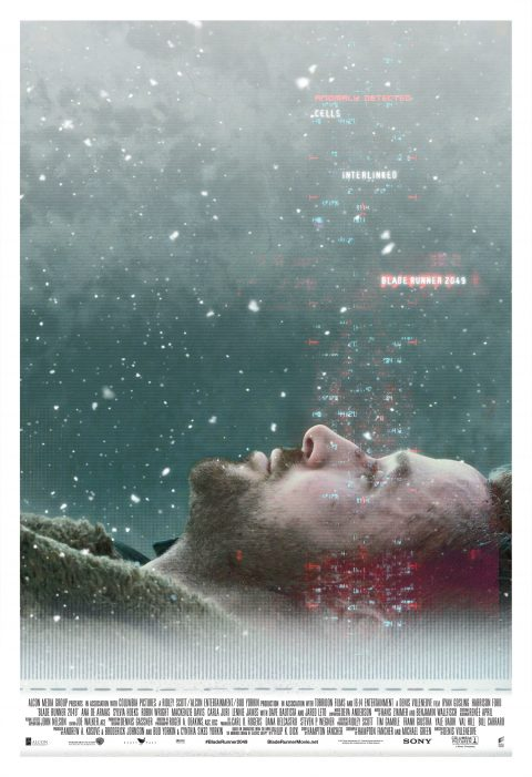 Blade Runner 2049 Poster Concept 2