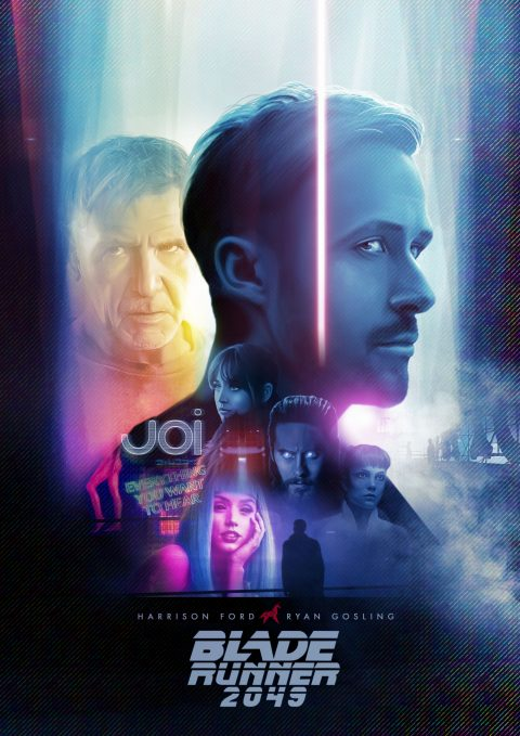 Blade Runner 2049 – The hologram vision