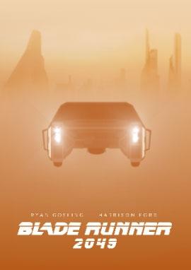 Blade Runner 2049 Las Vegas 2049 Motion Poster