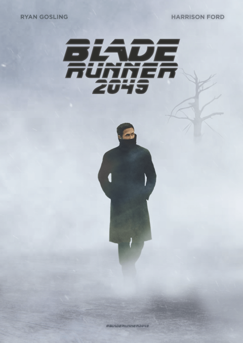 Blade Runner 2049 (Animated Poster 1)