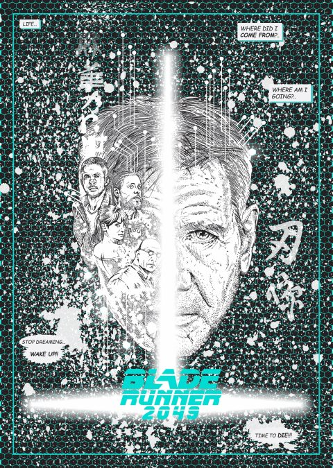 Blade Runner 2049_Alternative Poster_Ver1