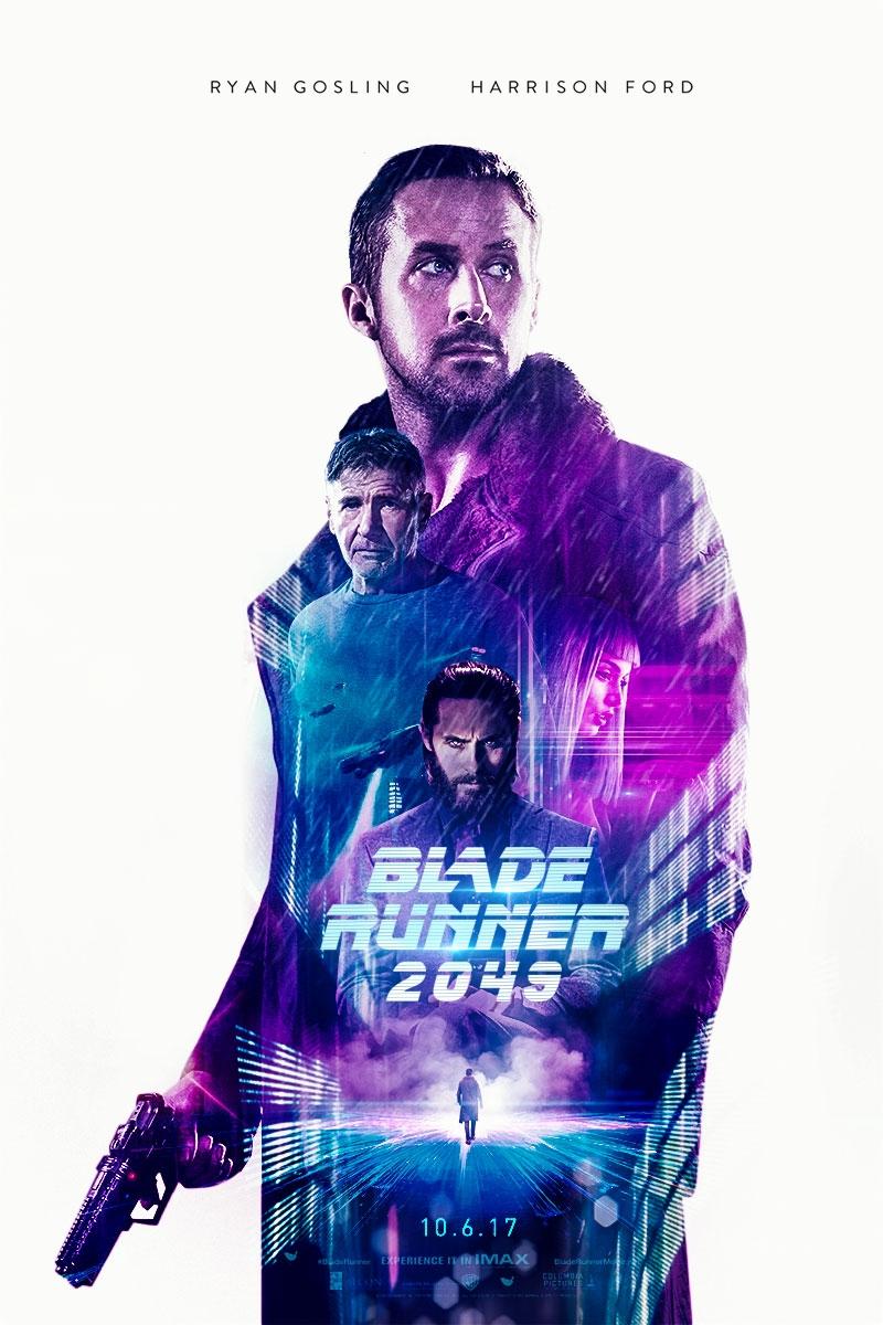 BLADE RUNNER 2049 - Po... Ryan Gosling
