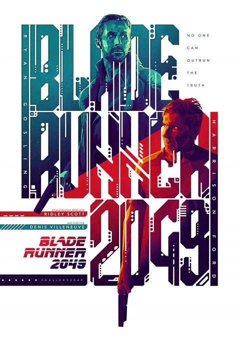 Blade Runner 2049 – A3 Version