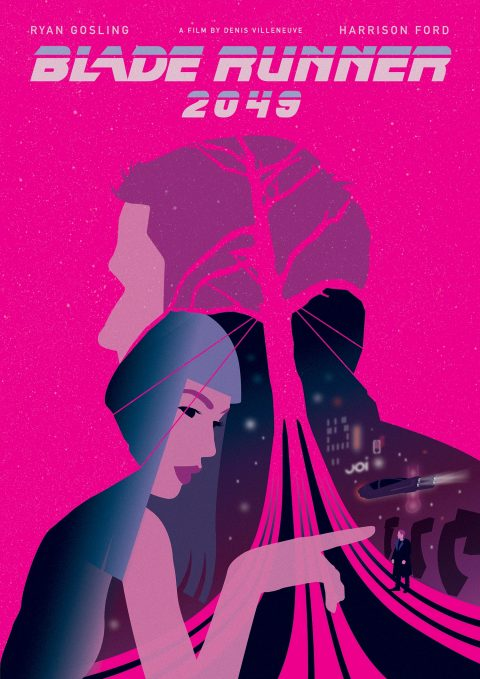 Blade Runner 2049 – Alternative Poster