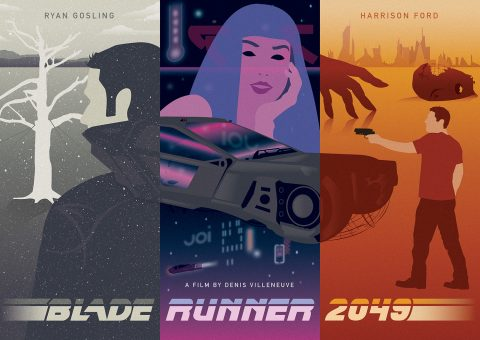 Blade Runner 2049 – Alternative Poster 2