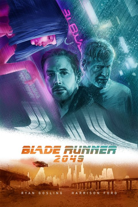 Whatever you want – Blade Runner 2049