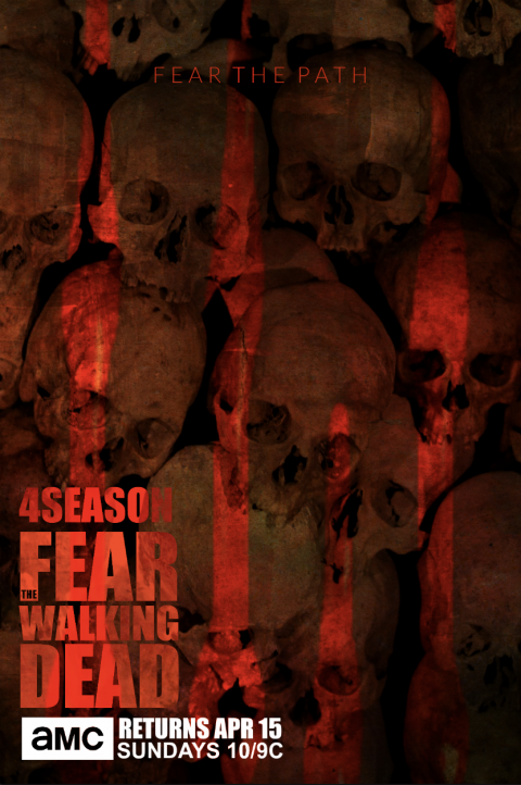FEAR THE WALKING DEAD SEASON 4 / FEAR THE PATH -#FTWD-PT