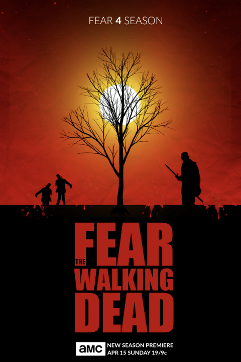 FEAR THE WALKING DEAD SEASON 4 / FEAR 4 SEASON -#FTWD-PT
