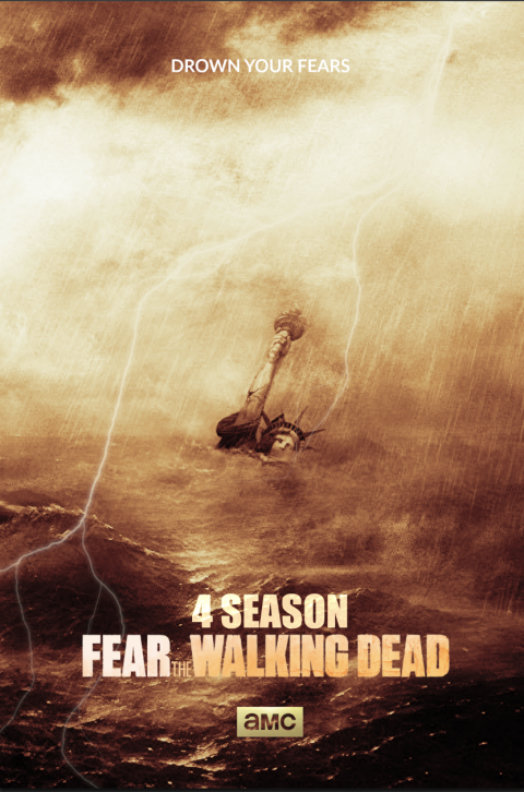 FEAR THE WALKING DEAD SEASON 4 / DROWN YOUR FEARS -#FTWD-PT
