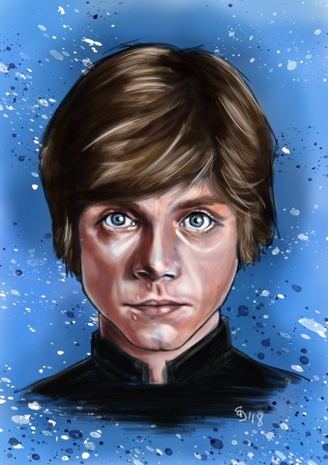 Star Wars – Return of the Jedi (Luke)
