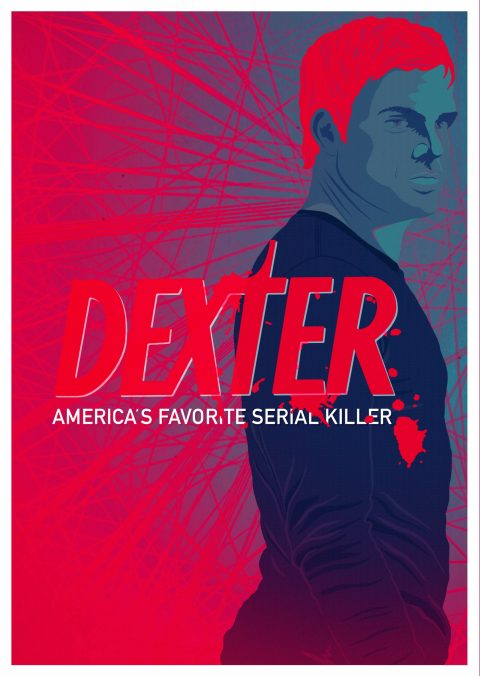 Dexter Morgan – Series Poster