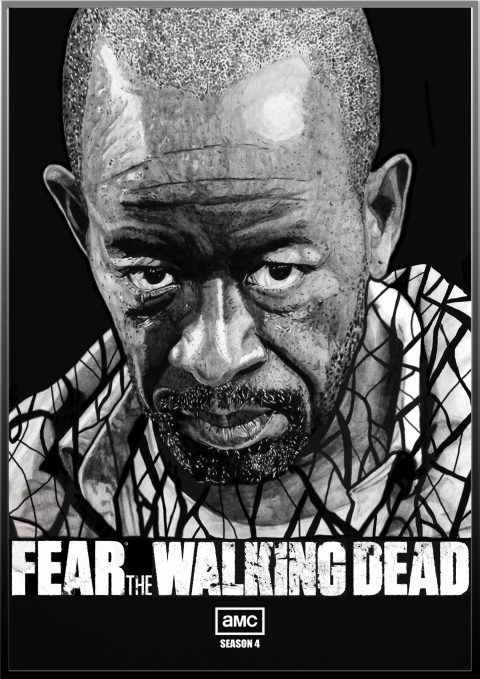 FEAR THE WALKING DEAD Season4 (poster 2)