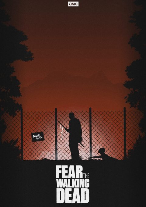 Fear The Walking Dead Poster 2