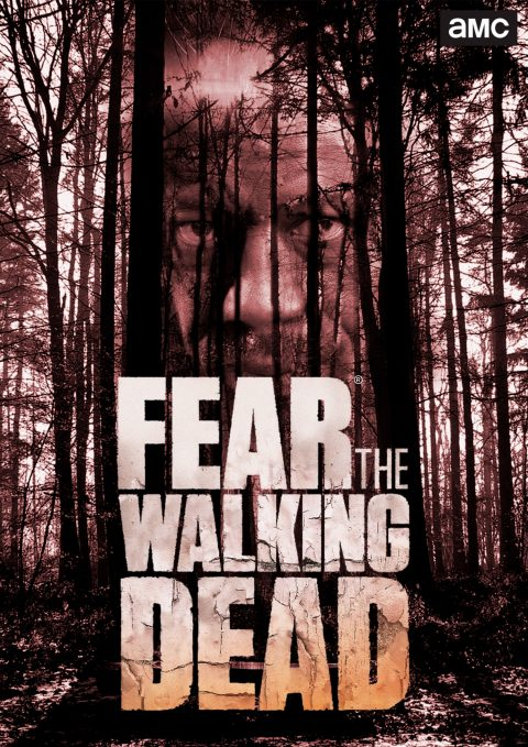 Poster Fear TWD S4 – Morgan's eyes #FTWD-ES