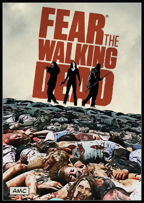 Fear The Walking Dead Season 4 (Colour Variant)