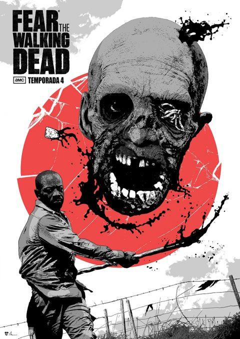 FEAR THE WALKING DEAD by mikiedge (#FTWD-ES)