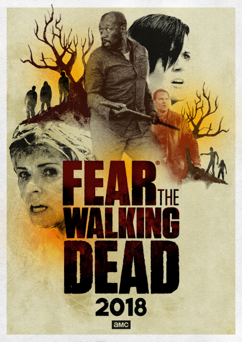 AMC FEAR THE WALKING DEAD – CREATIVE BRIEF PROPOSAL