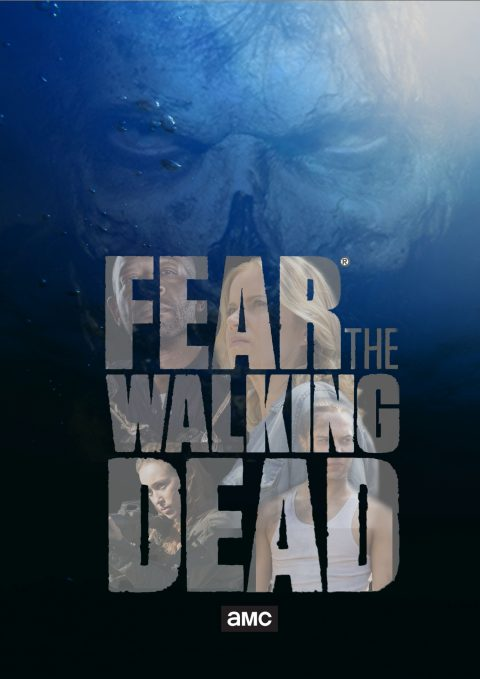 Poster Fear TWD S4 – they watch you #FTWD-ES