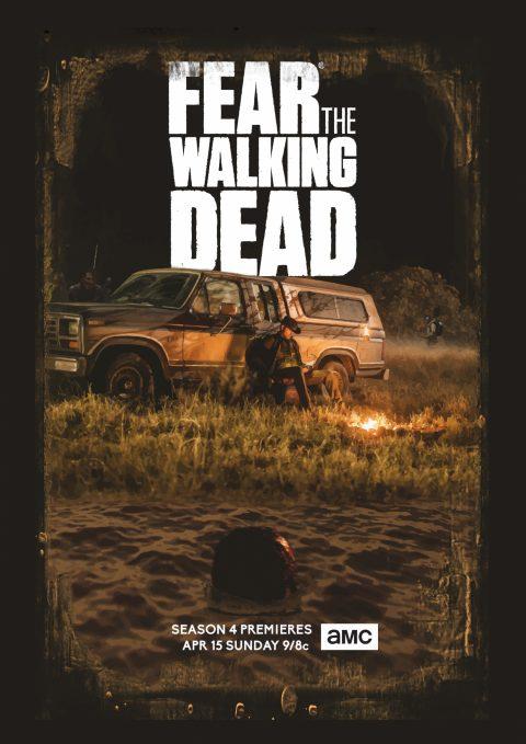 Fear The Walking Dead S04 – Alternative Poster #FTWD-PT