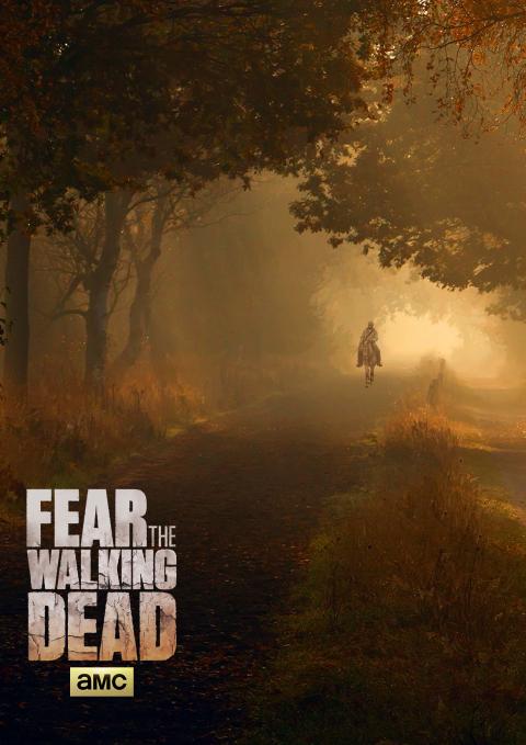 Poster Fear TWD S4 – MORGAN #FTWD-ES