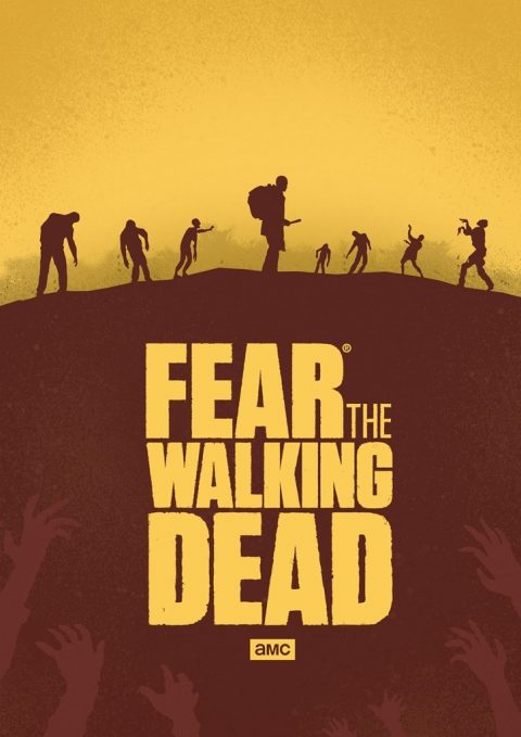 Fear The Walking Dead Poster 03 #FEARTWD