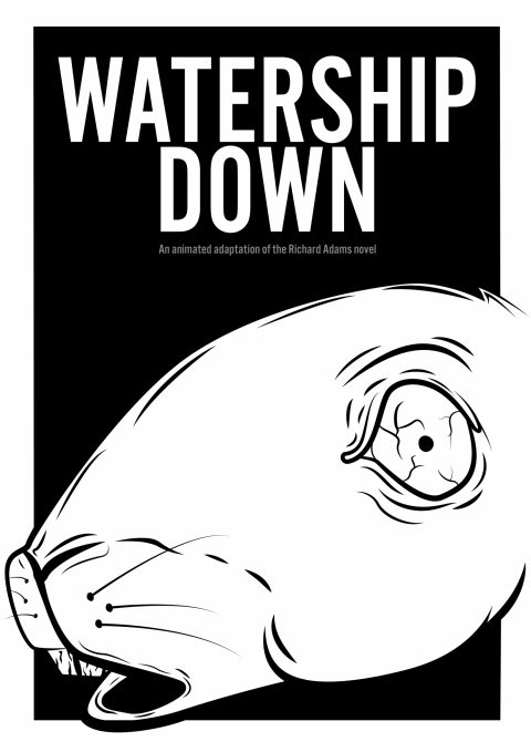 Watership Down B/W