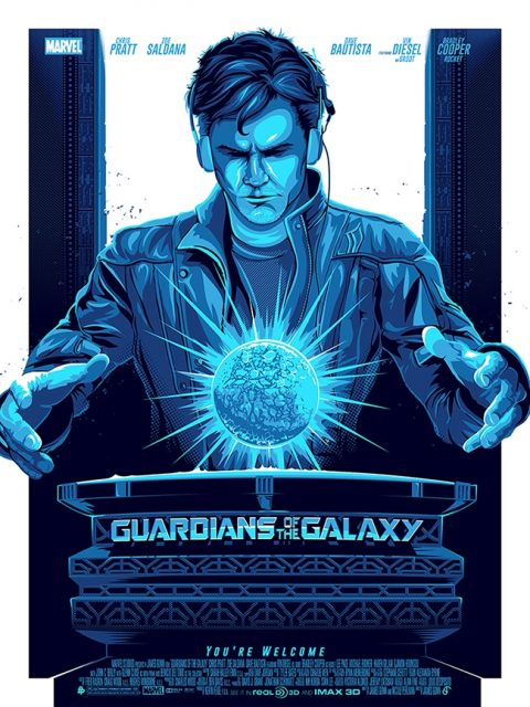 Guardians of the Galaxy vol.1