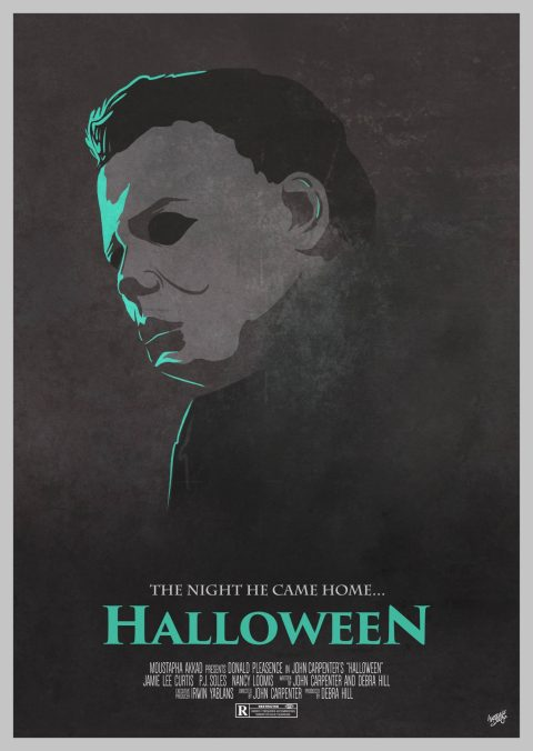 Halloween Alternative Poster