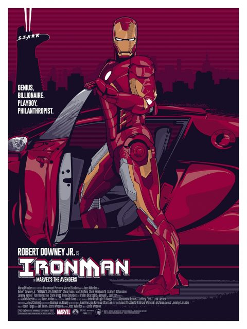 Iron Man – Avengers