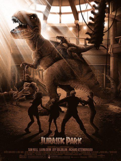 Jurassic Park – Young Guns
