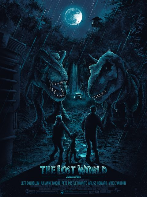 Jurassic Park The Lost World – Young Guns