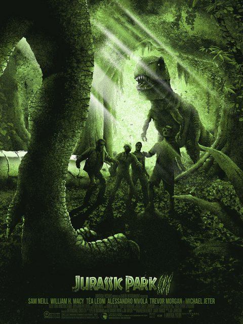 Jurassic Park III – Young Guns