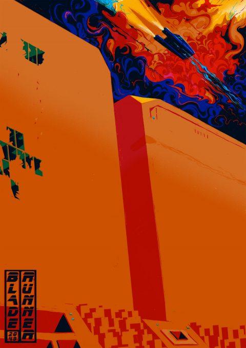 Bladerunner 2049 (Motion Poster)
