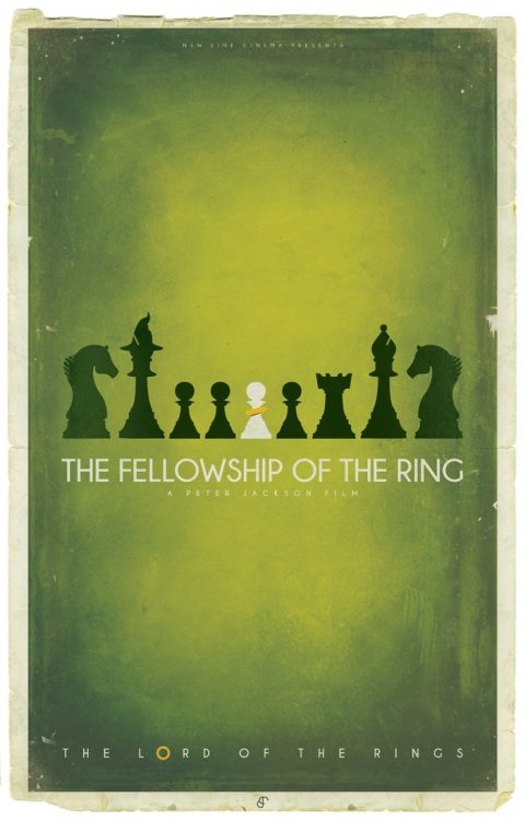 Lord of the Rings / Chess Game
