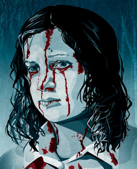 Let The Right One In – Character Poster