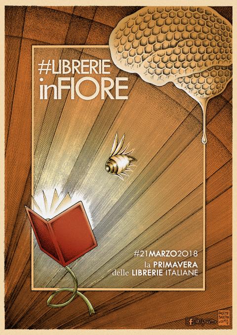 #LIBRERIEinFIORE2018