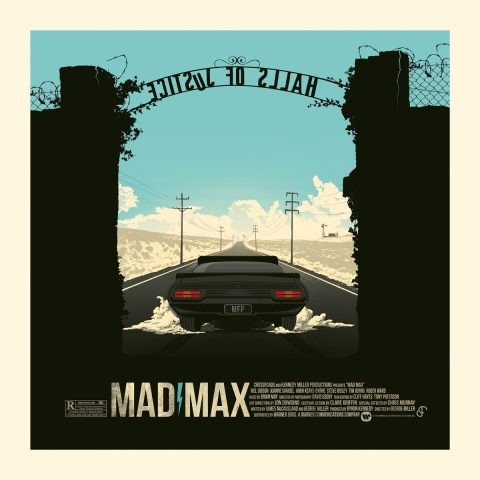 Mad Max – Halls of Justice